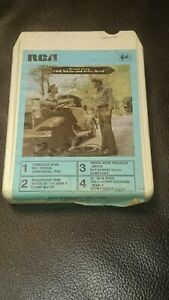 Vintage-8-Track-Cassette-Cartridge-Eight-chet-Atkins-amp-Jerry-reed-me-and-gerry