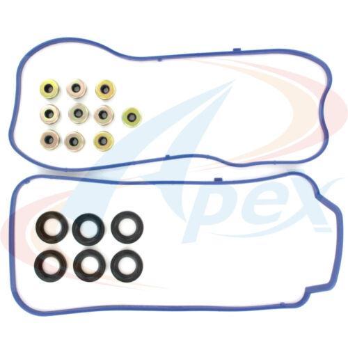 Engine Valve Cover Gasket Set Apex Automobile Parts AVC158S
