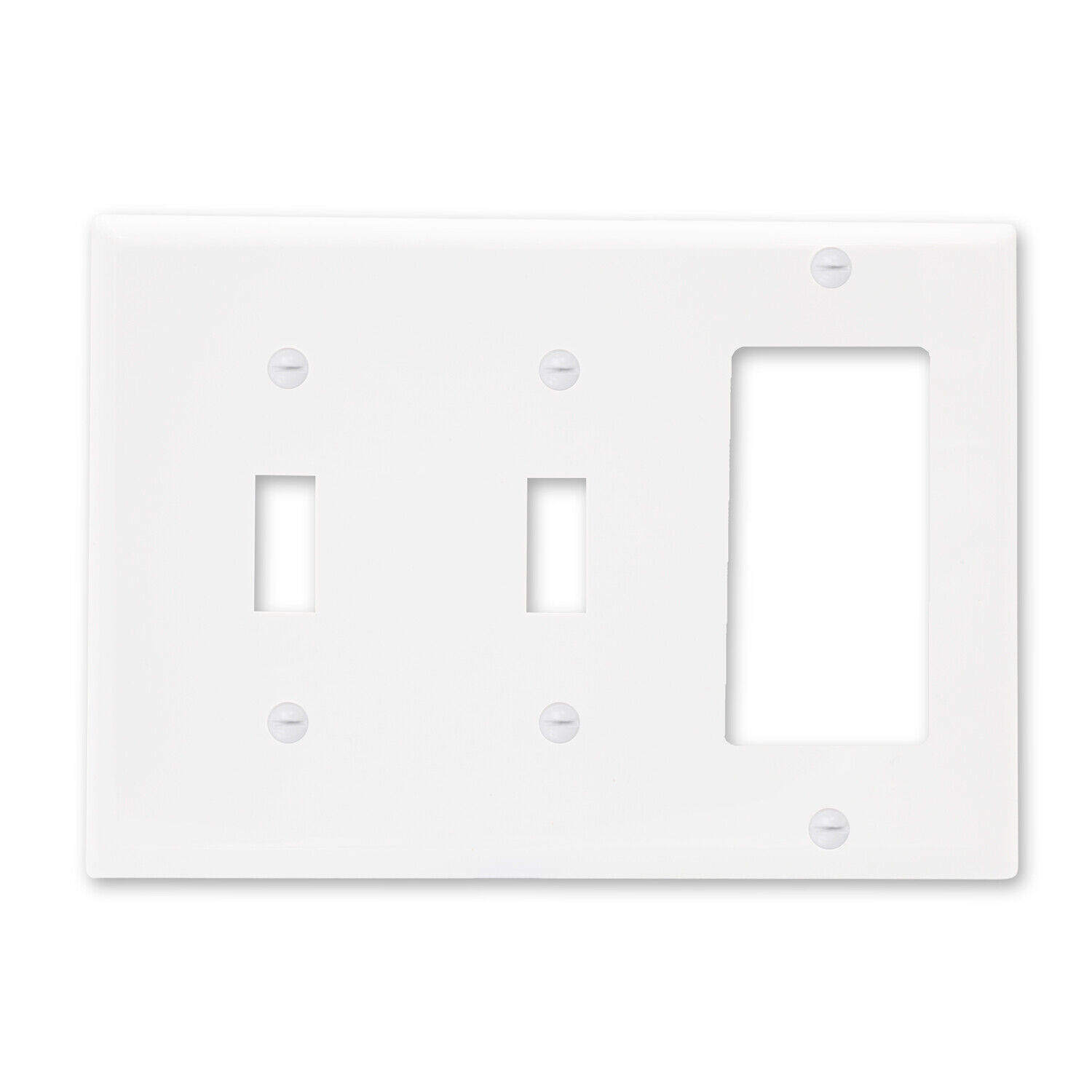 Standard Double Switch Plate Id 1038242 For Sale Online Ebay