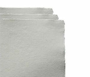 KHADI HANDMADE RAG PAPER Pack of 10-640gsm A6