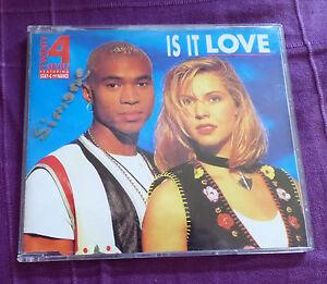 Maxi-Singel, CD, Is It Love, Twenty 4 Seven - Hamburg, Deutschland - Maxi-Singel, CD, Is It Love, Twenty 4 Seven - Hamburg, Deutschland