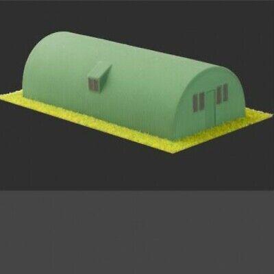 1//72,1//76 20mm Maßstab Amera S221 Flugplatz Und Nissen Hut Plastik Kit