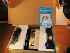 New in Box Vintage American Western Bell The AutoMatic TelePhone **MINT** Rare