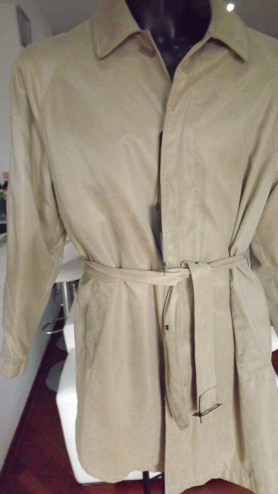 GUESS BY MARCIANO NUOVA COLL. TRENCH  IMBOTTITO NUOVO 329,00  46 FODERA STACCAB