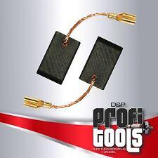 Kohlebürsten Kohlen für Bosch PWS 10-125 CE 13-125 C CE PWS9 PWS10 NEU