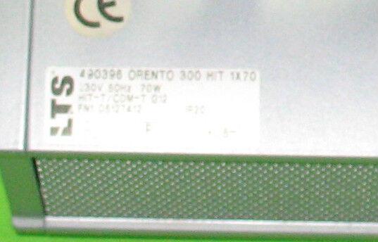 Trilux LTS 490396 Orento Orento Orento 300 HIT Strahler Lampe HIT-T CDM-T G12  230V  50Hz 70W | Vorzugspreis  |  f05d5f