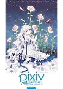 Pixiv-girls-collection-Art-Book-Japan-2009-Anime-Illustration