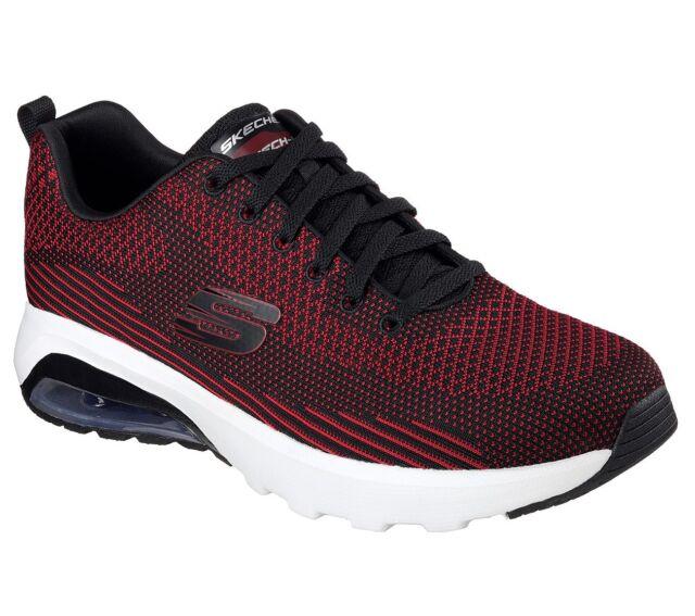 Details about Skechers Mens Skech Air Varsity Sneakers 51490 White #MB