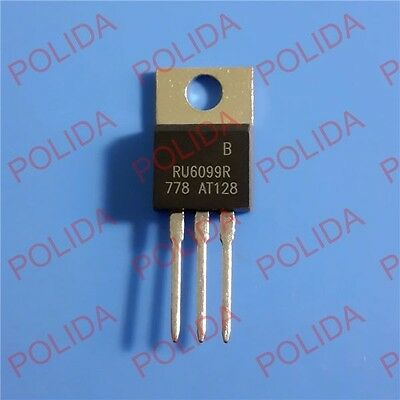 50pcs RU6099R N-Channel Advanced Power MOSFET TO-220