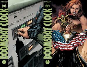Doomsday-Clock-11-A-amp-B-Cover-variant-Set-Ships-FREE-Ship-Watchmen-8-28-19-HBO
