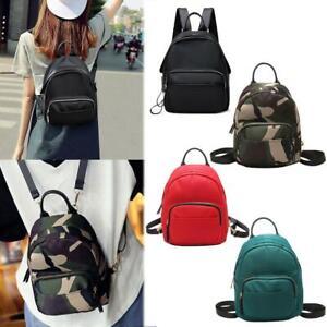Women-Ladies-Small-Rucksack-Mini-Fashion-School-Backpack-Travel-Shoulder-Bag