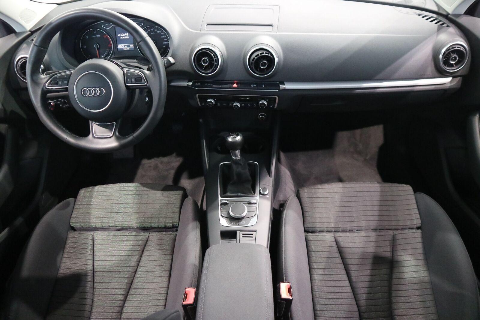 Audi A3 1,6 TDi Ambition Sportback - billede 11