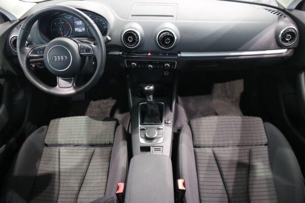 Audi A3 1,6 TDi Ambition Sportback billede 11