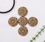 10X-Western-3D-Flower-Turquoise-Conchos-For-Leather-Craft-Bag-Belt-Purse-Decor miniature 6