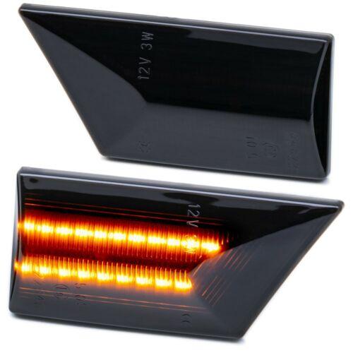 LED SEITENBLINKER schwarz für OPEL SIGNUMOPEL VECTRA C2002-2008 71014-1