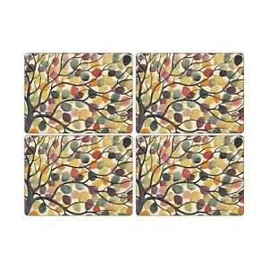 pimpernel-Dancing-Branches-Set-4-Dining-Room-Placemats-Table-new