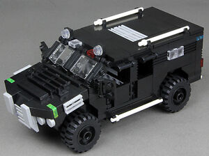 Custom Suv Vehicle Conquest Knight Xv Anti Terrorist Swat Police
