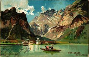 CPA-AK-Konigssee-Bartholoma-GERMANY-879372