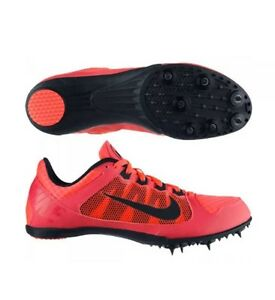 2696b497626ab New Nike 616312-600 Zoom Rival MD 7 Running Track Shoes Atomic Red ...