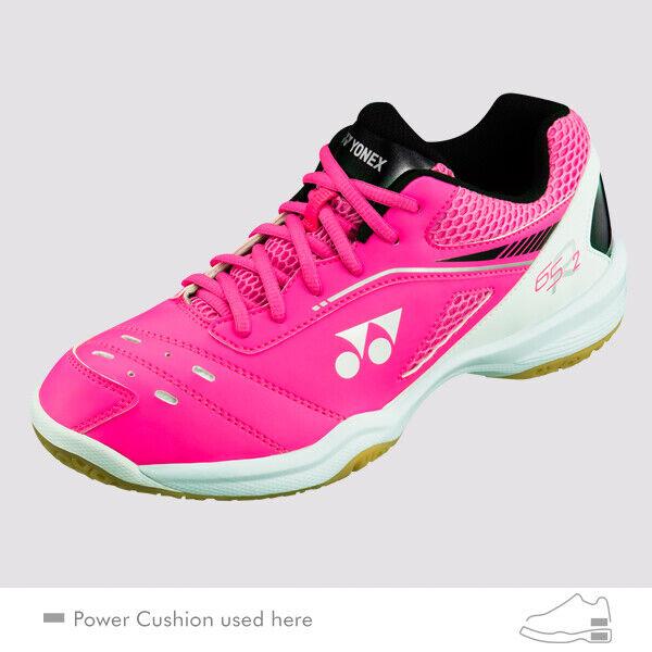 Yonex SHB 65 R2 (roze) Badminton schoenen