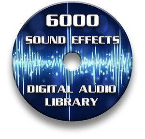 OVER-6000-ROYALTY-FREE-DIGITAL-SOUND-EFFECTS-MP3-CD