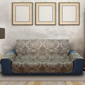Marvelous Details About Dcp Pattern Reversible Sofa Slipcover Fabric For Pet Couch Seat Cover 78 Inch Gmtry Best Dining Table And Chair Ideas Images Gmtryco