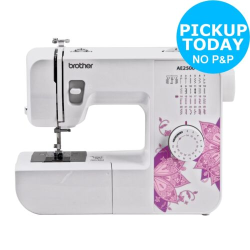 Sewing Crafts research.unir.net White Brother AE2500 Stitch Twin ...