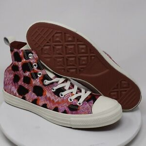 new concept 5c0c0 1052b Image is loading Converse-x-Missoni-Chuck-Taylor-All-Star-Hi-