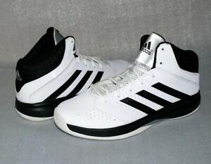 Details zu Adidas C75914 Isolation 2 Freizeit Schuhe Basketball Running Sneaker 42 44 Weiß