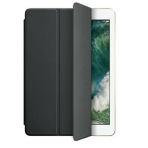 Open-Box-Apple-iPad-Smart-Cover-9-7-034-5th-Gen-iPad-Air-1-And-2-Charcoal-Gray