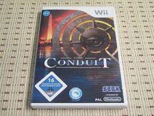 The Conduit per Nintendo Wii e Wii U * OVP *