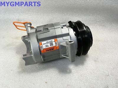 Chevrolet GM OEM 10-15 Camaro-A//c Compressor 23374617