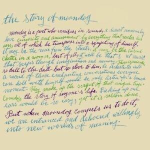 Moondog-Story-Of-Moondog-New-Vinyl-LP