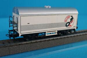"""Marklin 4415 Reefer Car """"HALLS STATION"""" USA 1990"""
