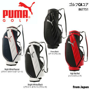 2019 PUMA GOLF CB CORE CADDY BAG 9