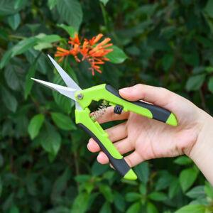 Garden-Pruning-Shears-Bonsai-Pruners-Garden-Secateurs-Plant-Scissors-Cutter-Tool