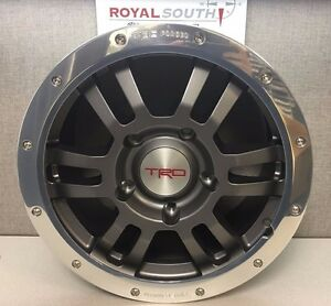 Toyota Tundra Trd 17 Rock Warrior Wheel 1 Ptr45 34120 Genuine Oem