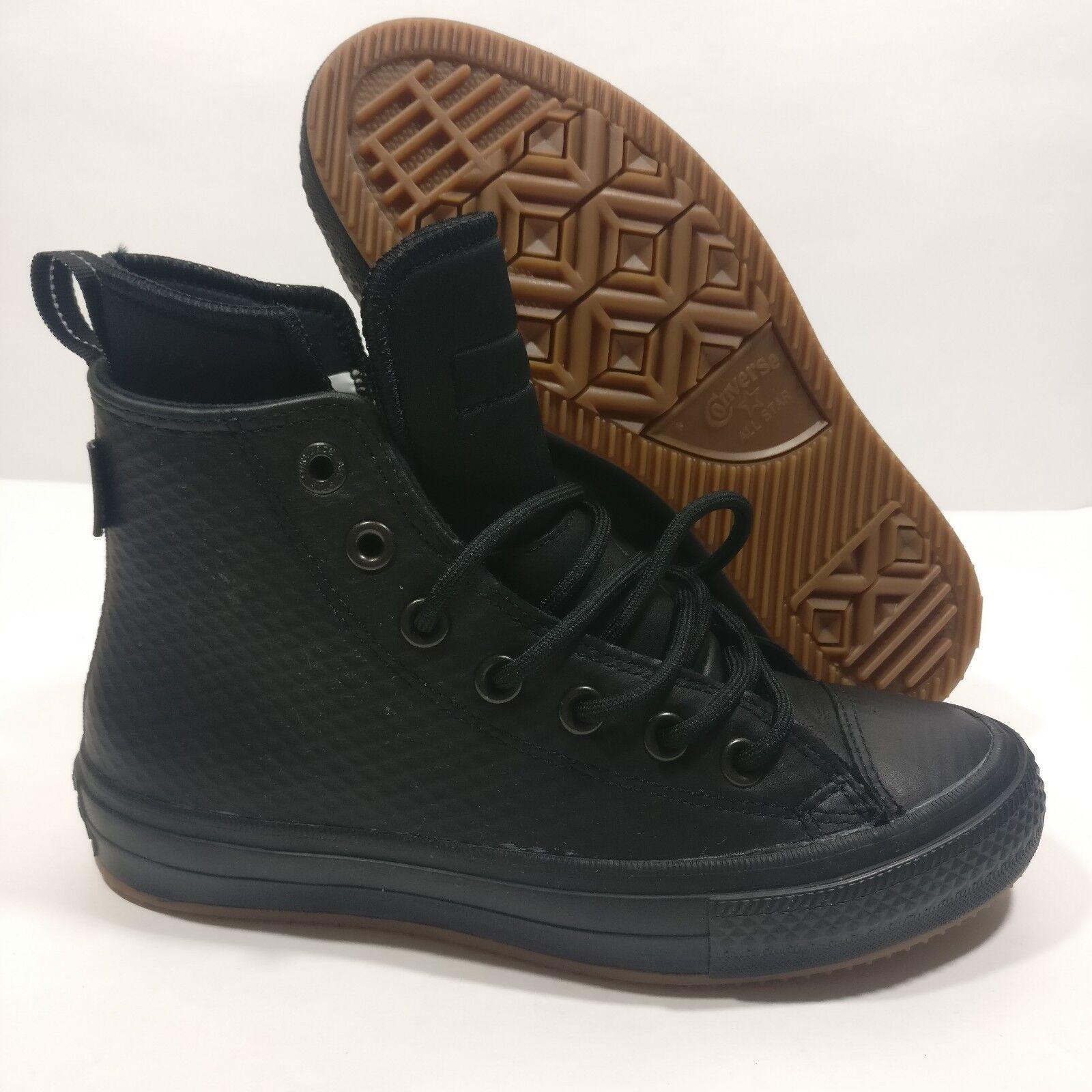 Converse Chuck Taylor All Star II Boot HI Waterproof Black (153571C) Multi Size