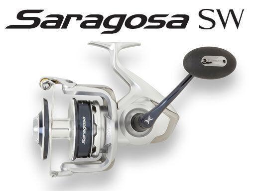 Shimano Saragosa 10000sw Carrete De Spinning-srg10000sw. Envío Gratis
