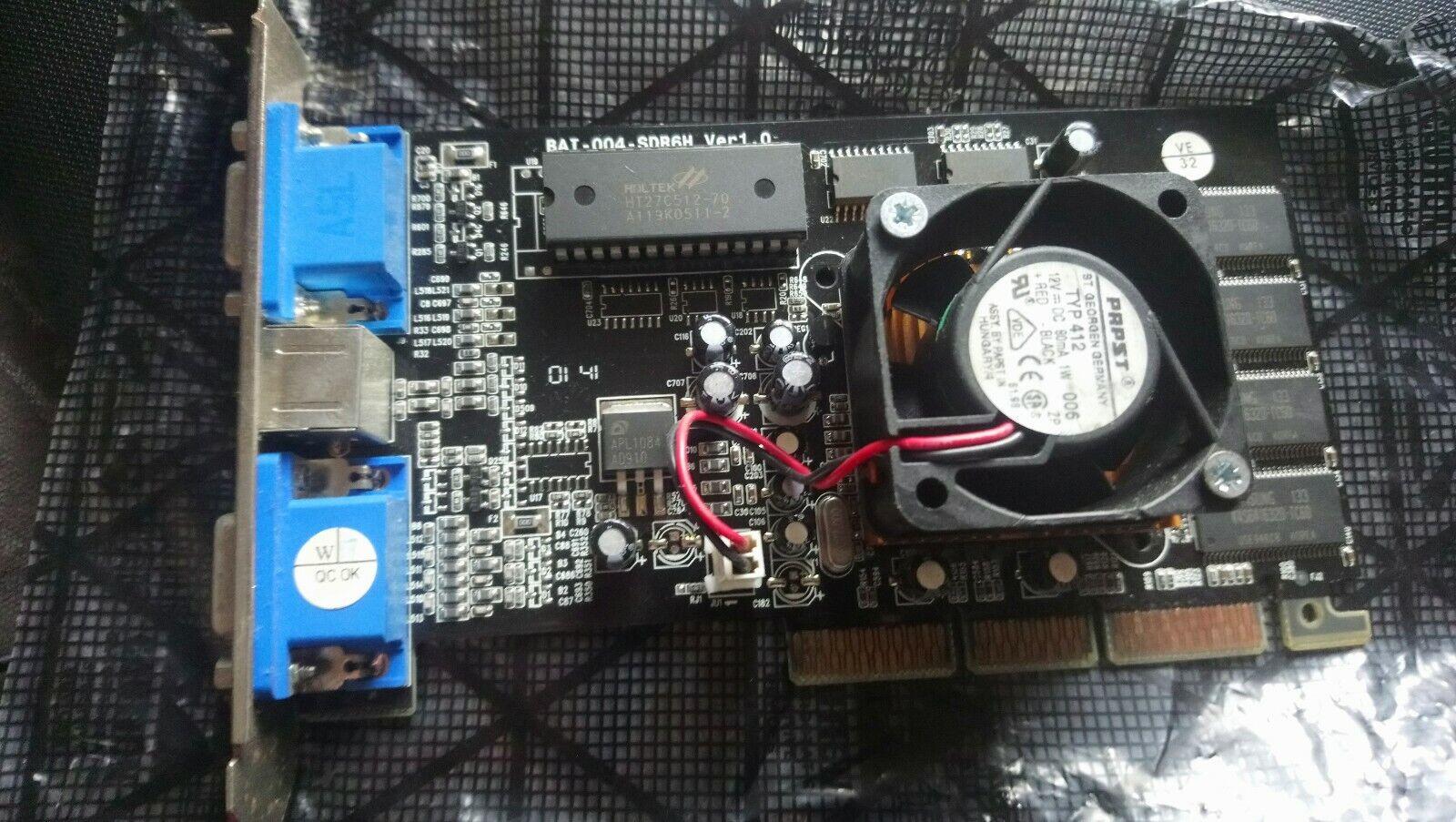 ATI Radeon GRAPHICS CARD 32MB