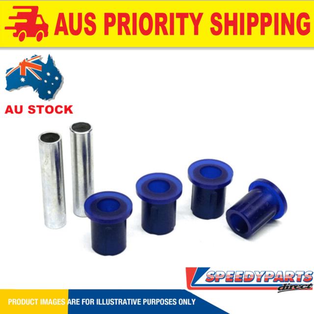 Speedy Parts SPF2241K For Holden Rear Spring Front Eye Bush Kit