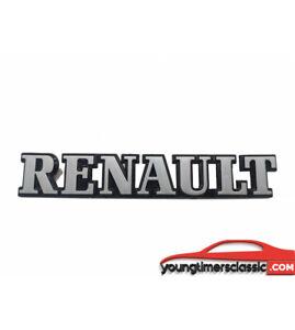 Monogramme-RENAULT-pour-CLIO-16S-16V
