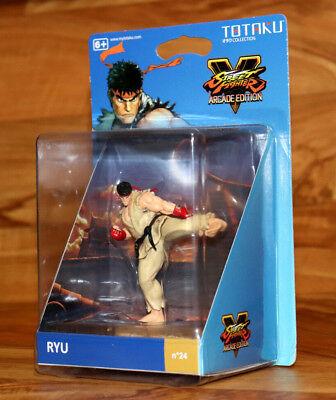 Totaku Street Fighter V Arcade Edition Ryu Figure N 24 First Edition Ps Ebay