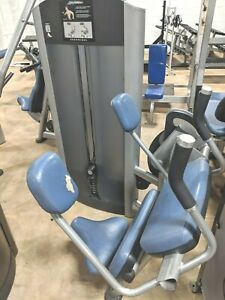 life fitness signature series abdominal weight stack gym