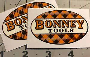 Bonney-Tools-Tartan-Decals-restore-tool-boxes-vintage-rat-rod-Set-2