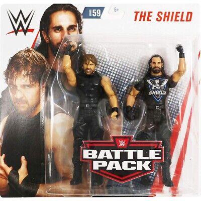 WWE Dean Ambrose Combat Basic Série Wrestling Action Figure Jouet-Neuf