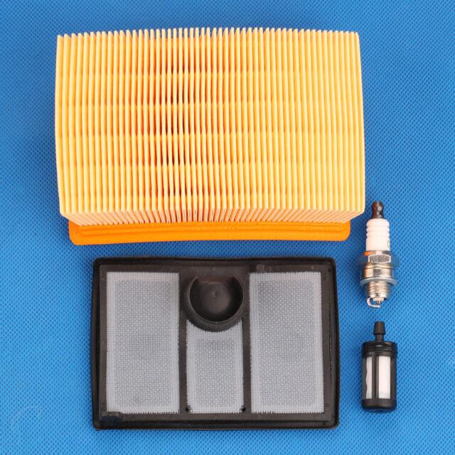 For Stihl TS700 TS800 Cut Off Saw Air filter fuel filter spark plug kit