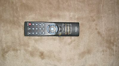 Toshiba CT-9952  TV VCR Remote Control OEM GENUINE