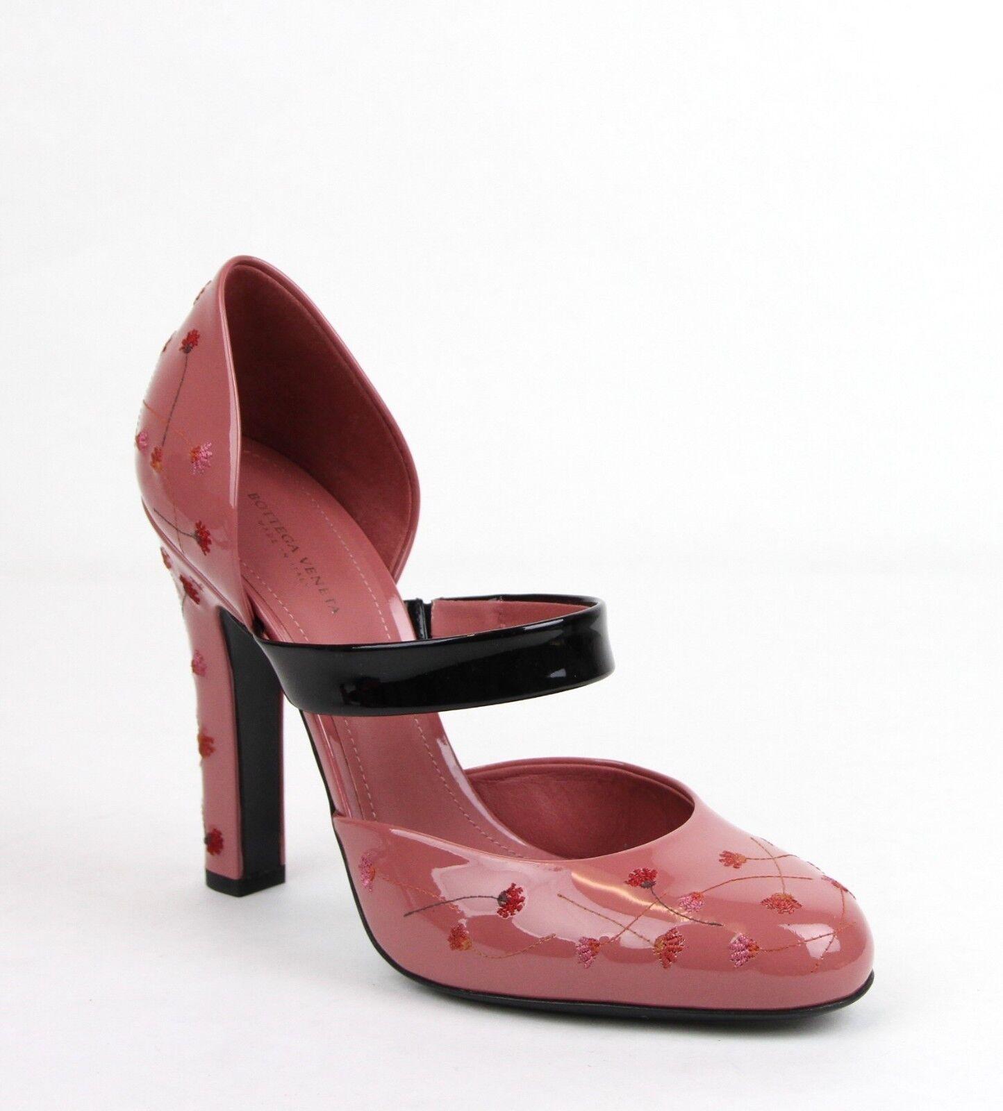 prezzi bassissimi    890 Bottega Veneta Donna  rosa Patent Leather Heels IT 40 US 10 451813 5771  salutare