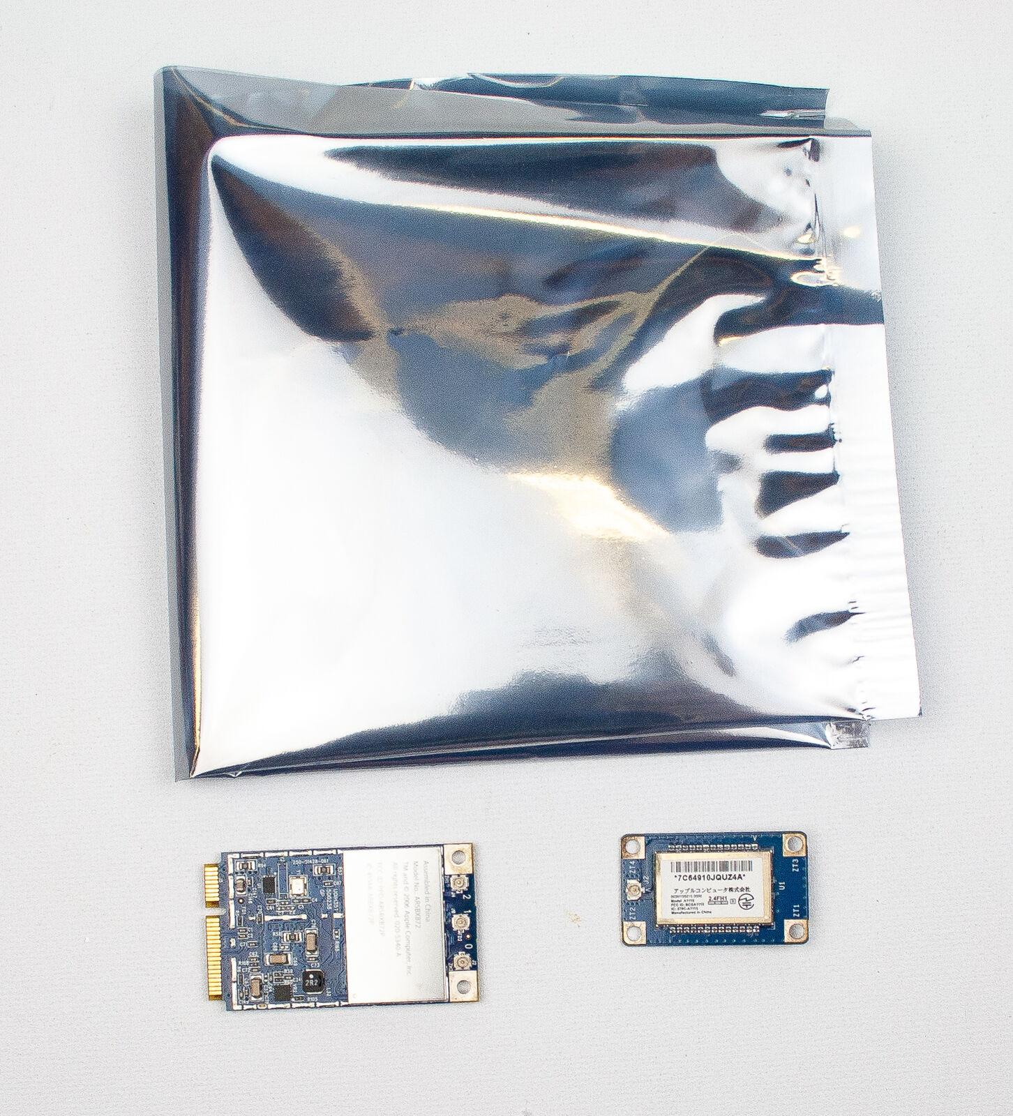 Apple: Bluetooth & WIFI Card - For iMac A1115, Model AR5BXB72